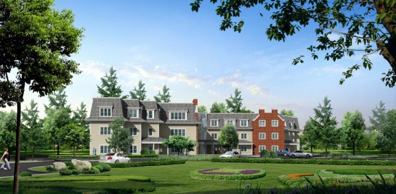 Bowers Place Apartments Photo