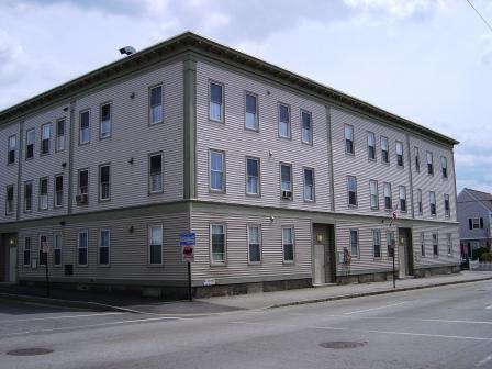 Cedar-Beech Apartments
